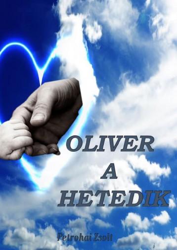 Oliver a Hetedik - Ekönyv - Petrohai Zsolt