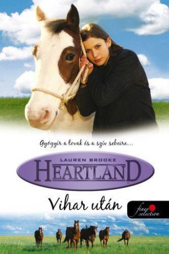 VIHAR UTÁN - HEARTLAND 2. - Ebook - BROOKE, LAUREN