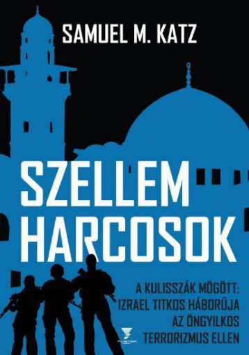 SZELLEMHARCOSOK - Ekönyv - KATZ, SAMUEL M.