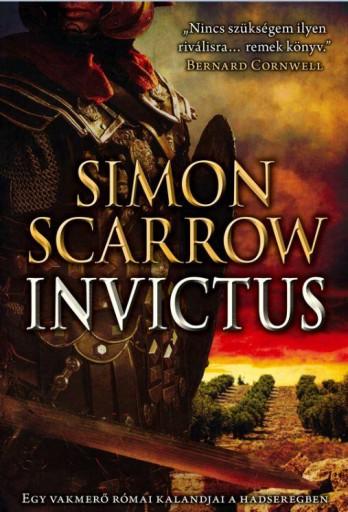 INVICTUS - Ekönyv - SCARROW, SIMON