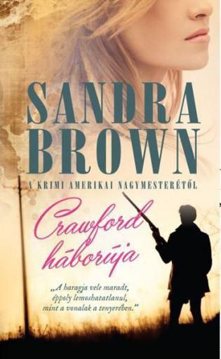 CRAWFORD HÁBORÚJA - Ekönyv - SANDRA BROWN