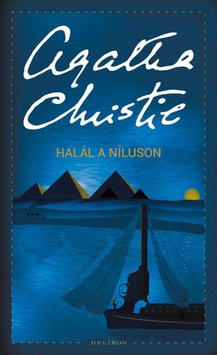 HALÁL A NÍLUSON - Ekönyv - CHRISTIE, AGATHA