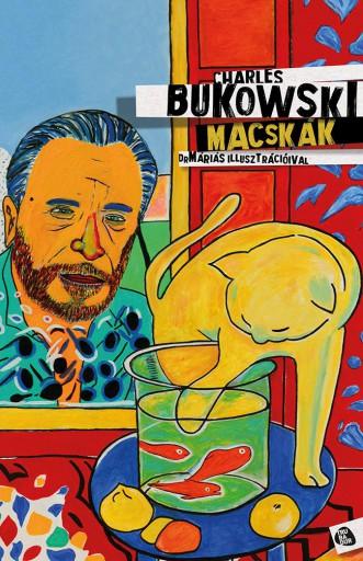 MACSKÁK - DR. MÁRIÁS ILLUSZTRÁCIÓIVAL - Ekönyv - BUKOWSKI, CHARLES
