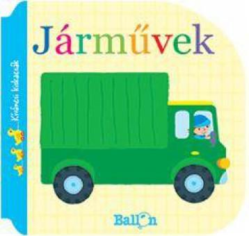 JÁRMŰVEK - KÍVÁNCSI KISKACSÁK - Ekönyv - BALLON