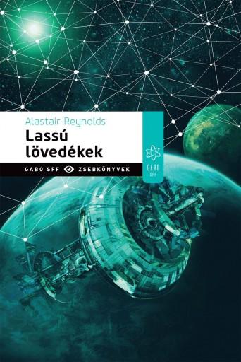 LASSÚ LÖVEDÉKEK - Ekönyv - REYNOLDS, ALASTAIR