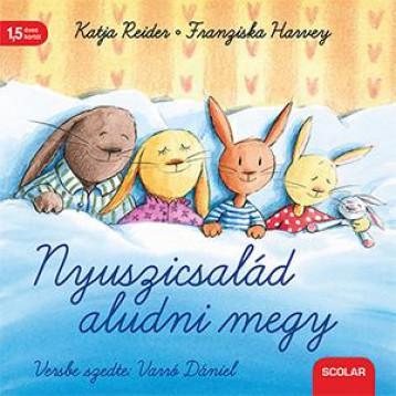 NYUSZICSALÁD ALUDNI MEGY - Ebook - REIDER, KATJA
