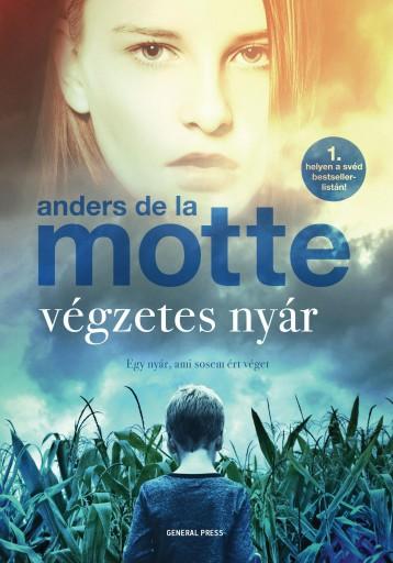 Végzetes nyár - Ekönyv - Anders de la Motte