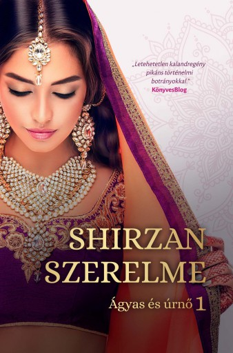 Shirzan szerelme - Ekönyv - Budai Lotti