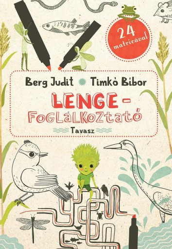 LENGE-FOGLALKOZTATÓ - TAVASZ - Ebook - BERG JUDIT - TIMKÓ BÍBOR