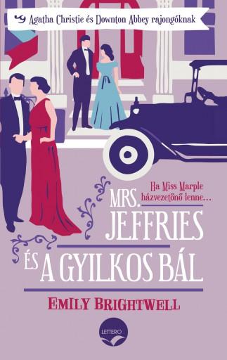 MRS. JEFFRIES ÉS A GYILKOS BÁL - Ekönyv - BRIGHTWELL, EMILY