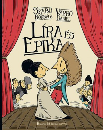 LÍRA ÉS EPIKA - Ekönyv - SZABÓ BORBÁLA ÉS VARRÓ DÁNIEL