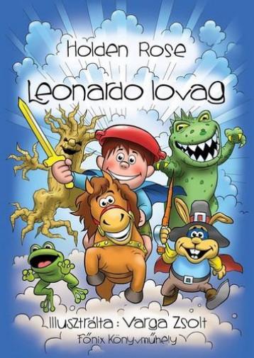 LEONARDO LOVAG - Ekönyv - HOLDEN ROSE