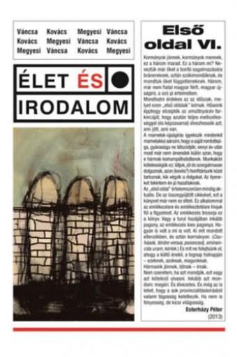 ELSŐ OLDAL VI. - ÉLET ÉS IRODALOM - Ekönyv - KOVÁCS ZOLTÁN - MEGYESI GUSZTÁV - VÁNCSA