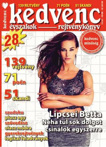 KEDVENC ÉVSZAKOK 28. - Ekönyv - CSOSCH KFT.