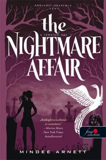 THE NIGHTMARE AFFAIR - A RÉMÁLOM-ÜGY - FŰZÖTT - Ekönyv - ARNETT, MINDEE