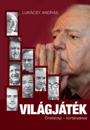 VILÁGJÁTÉK - Ekönyv - LUKÁCSY ANDRÁS