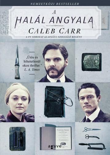 A HALÁL ANGYALA - Ekönyv - CALEB CARR