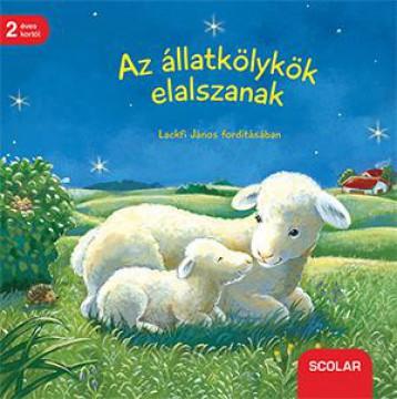 AZ ÁLLATKÖLYKÖK ELALSZANAK - Ekönyv - CUNO, SABINE