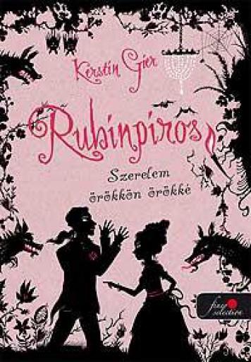RUBINVÖRÖS - IDŐTLEN SZERELEM - KÖTÖTT - - Ekönyv - GIER, KERSTIN
