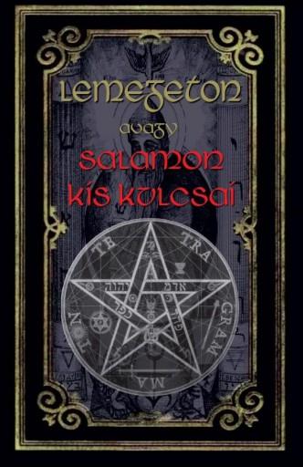 LEMEGETON AVAGY SALAMON KIS KULCSAI - Ekönyv - HERMIT KÖNYVKIADÓ BT.
