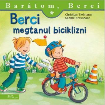 BERCI MEGTANUL BICIKLIZNI - BARÁTOM, BERCI 12. - Ekönyv - TIELMENN, CHRISTIAN-KRAUSHAAR, SABINE