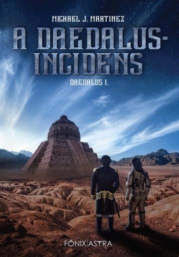 A DAEDALUS-INCIDENS - Ekönyv - MARTINEZ, MICHAEL J.