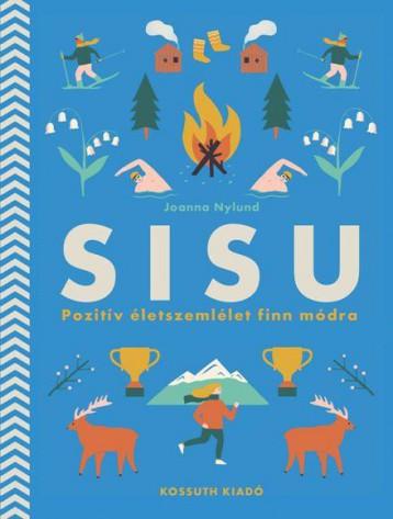 SISU - Ekönyv - JOANNA NYLUND