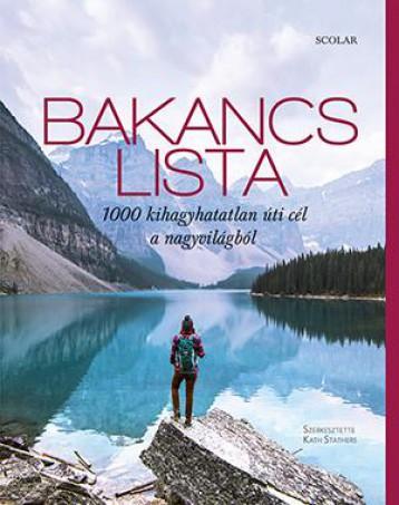 BAKANCSLISTA - Ekönyv - STATHERS, KATH (SZERK.)