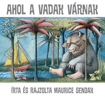 AHOL A VADAK VÁRNAK - Ekönyv - SENDAK, MAURICE