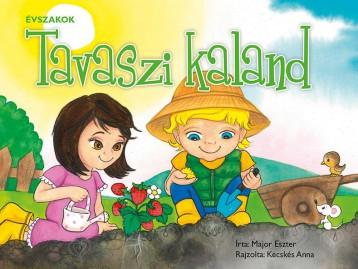 ÉVSZAKOK - TAVASZI KALAND - Ekönyv - MAJOR ESZTER