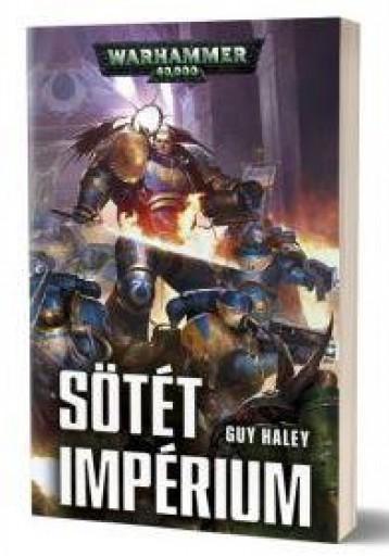 SÖTÉT IMPÉRIUM - Ekönyv - HALEY, GUY