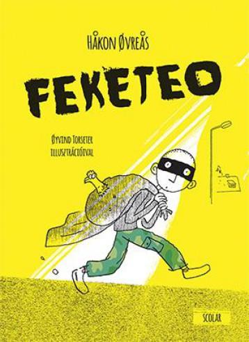 FEKETEO - Ekönyv - OVREAS, HAKON