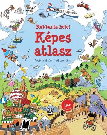 KÉPES ATLASZ - KUKKANTS BELE! - Ekönyv - CENTRAL MÉDIACSOPORT (SANOMA)