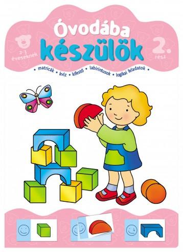 ÓVODÁBA KÉSZÜLÖK 2. RÉSZ - Ekönyv - AGNIESZKA BATOR