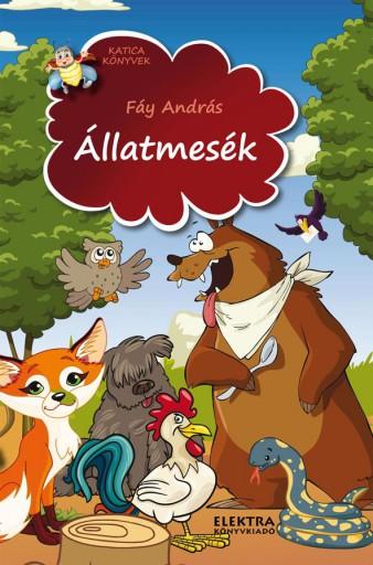 ÁLLATMESÉK - Ekönyv - FÁY ANDRÁS