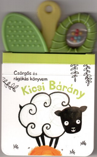 KICSI BÁRÁNY - CSÖRGŐS ÉS RÁGÓKÁS KÖNYVEM - Ekönyv - YOYO BOOKS