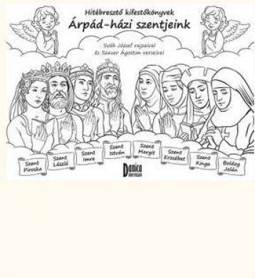ÁRPÁD-HÁZI SZENTJEINK - Ekönyv - SZAUER ÁGOSTON