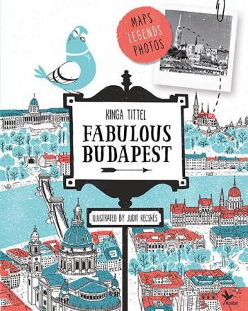 FABULOUS BUDAPEST - Ekönyv - TITTEL KINGA