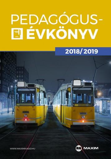 PEDAGÓGUS-ÉVKÖNYV 2018/2019 - Ekönyv - MX-1219