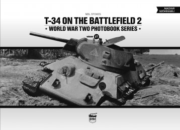 T-34 ON THE BATTLEFIELD 2 - Ekönyv - STOKES, NEIL