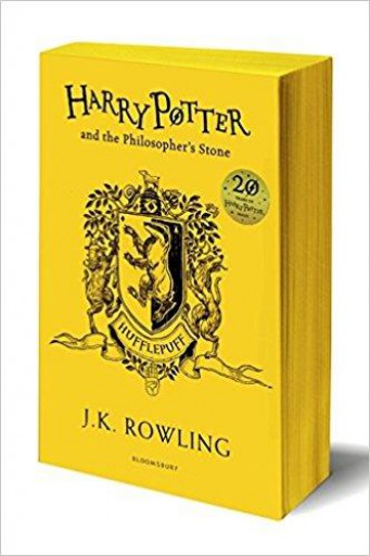 HARRY POTTER AND THE PHILOSOPHER\'S STONE-HUFFLEPUFF - Ekönyv - ROWLING J.K.
