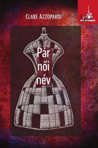 PÁR NŐI NÉV - Ekönyv - AZZOPARDI, CLARE