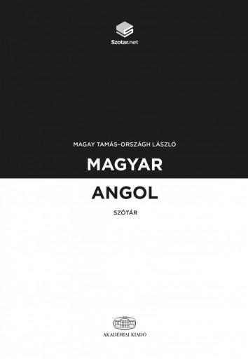 MAGYAR-ANGOL SZÓTÁR + ONLINE SZÓTÁRCSOMAG - Ekönyv - MAGAY TAMÁS, ORSZÁGH LÁSZLÓ