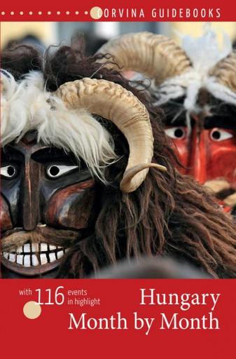 HUNGARY MONTH BY MONTH - MAGYARORSZÁG ÚJÉVTŐL SZILVESZTERIG - Ekönyv - CORVINA KIADÓ