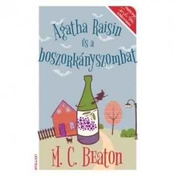 AGATHA RAISIN ÉS A BOSZORKÁNYSZOMBAT - Ekönyv - BEATON, M.C.