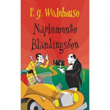 NAPLEMENTE BLANDINGSBEN - Ekönyv - WODEHOUSE, P.G.