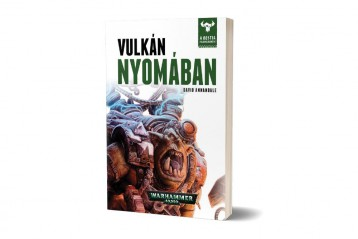 VULKAN NYOMÁBAN - Ekönyv - ANNANDALE, DAVID