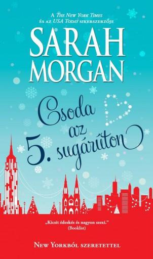 CSODA AZ 5. SUGÁRÚTON - Ekönyv - MORGAN, SARAH