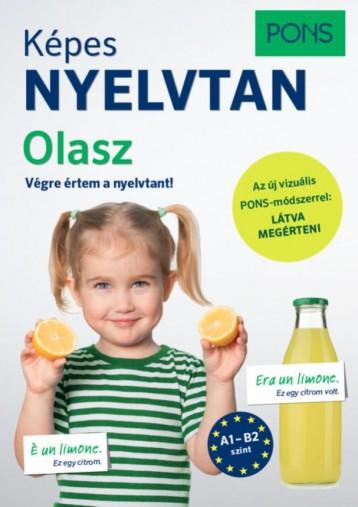 PONS KÉPES NYELVTAN - OLASZ - Ekönyv - KLETT KIADÓ