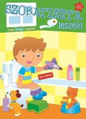 SZOBATISZTA LESZEK! - DANI - Ekönyv - NAPRAFORGÓ KÖNYVKIADÓ